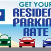 New Resident Parking Rate