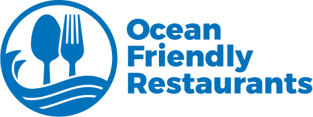 Ocean Friendly Restaurants Logo