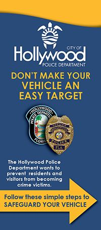 Dont Make Vehicle Easy Target