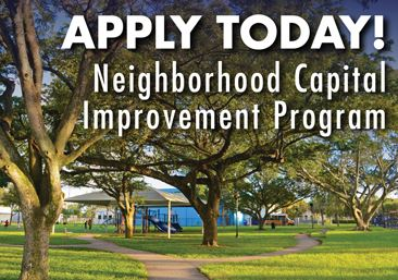 Neighborhood Capital Improvement Program