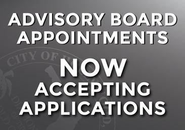 Board Applications Now Being Accepted