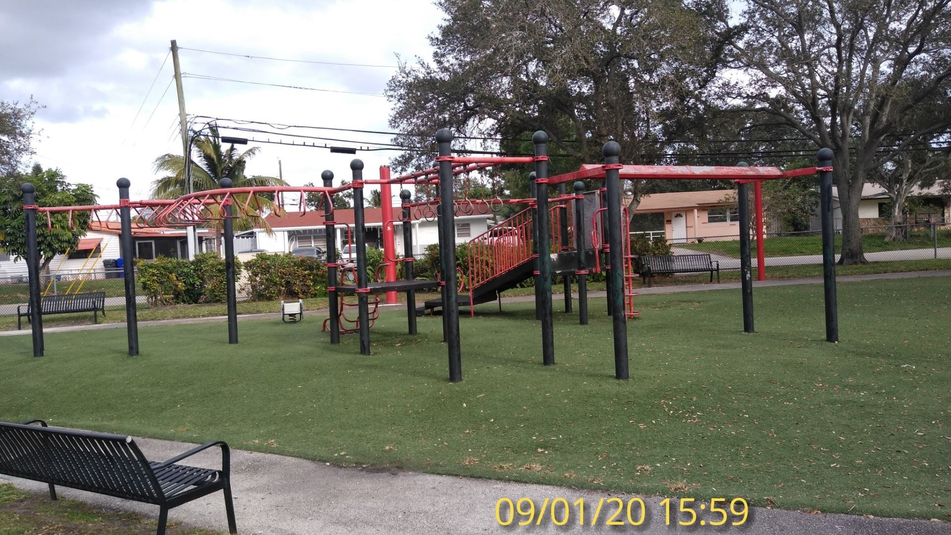 Playground looking E 1/9/20