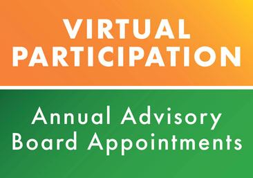 Virtual Advisory Board Appointments