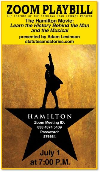 Hamilton at Stirling Road Branch Library