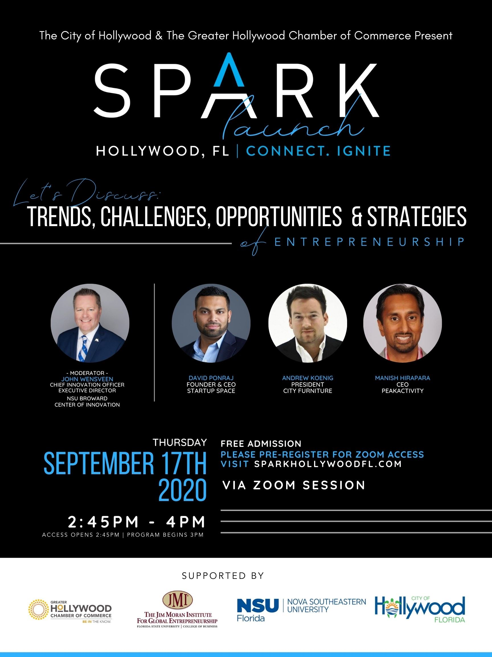 SPARK Hollywood - Launch Event