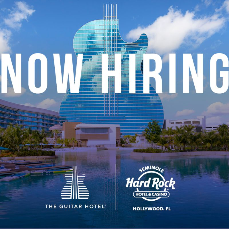 Seminole Hard Rock - Job Fair