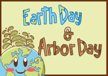 Earth Day and Arbor Day Event April 23