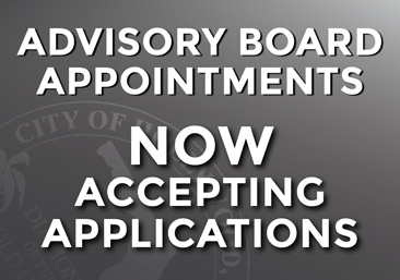 Apply to be on a Board or Committee
