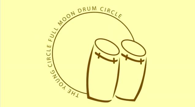 Full Moon Drume Circle