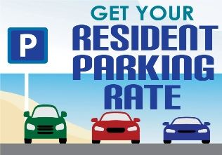 New Hollywood Beach Parking Rate