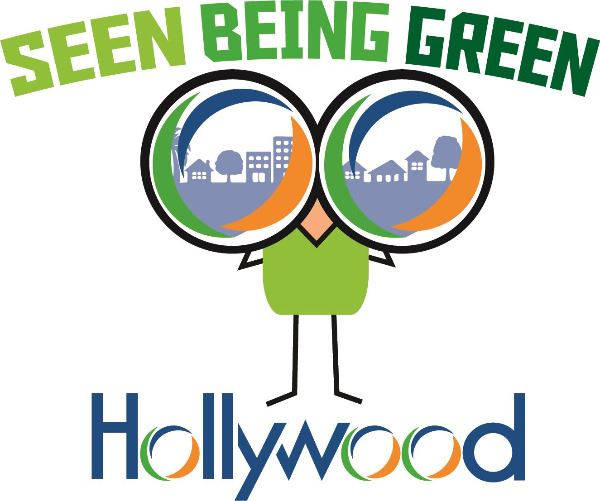 Seen Being Green Program logo