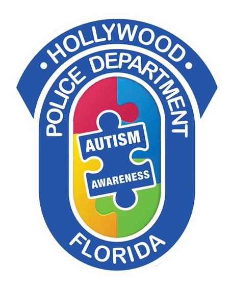 Patch Logo for Autism Outreach Program