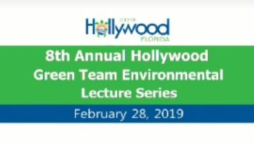 8th Annual Green Team Environmental Form on February 28, 2019