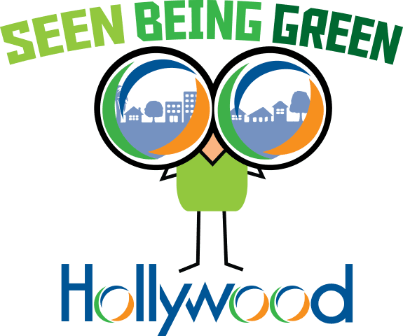 Seen Being Green logo