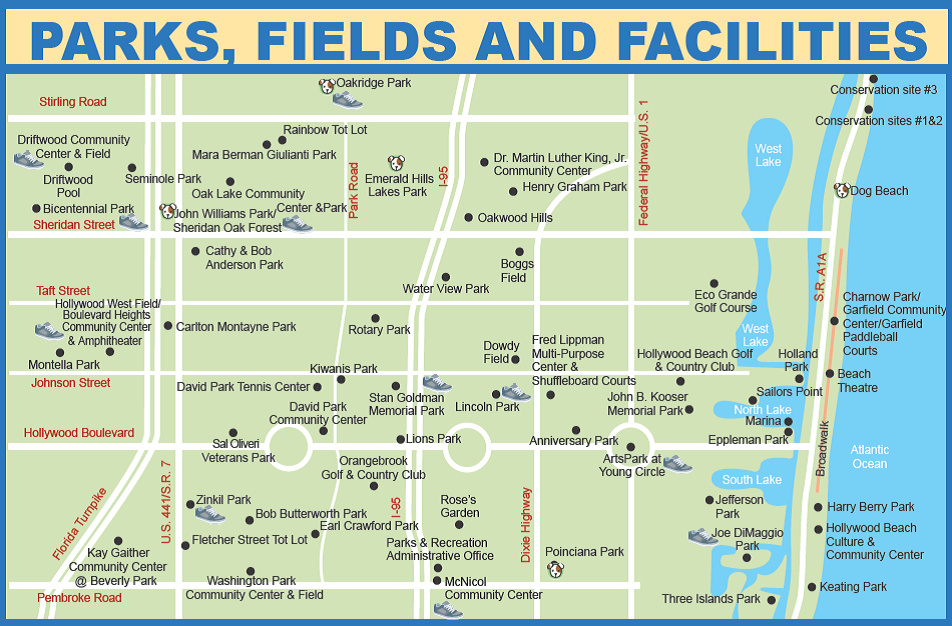 parks map