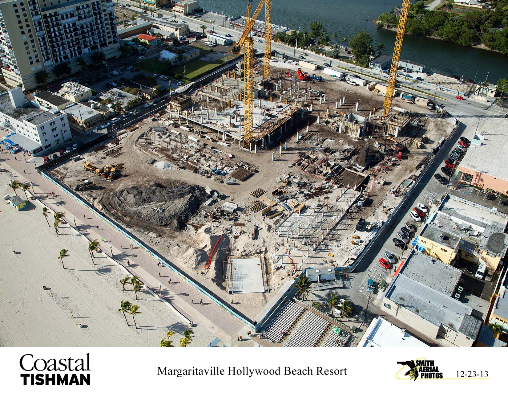 Margaritaville Construction Dec 13 - 4