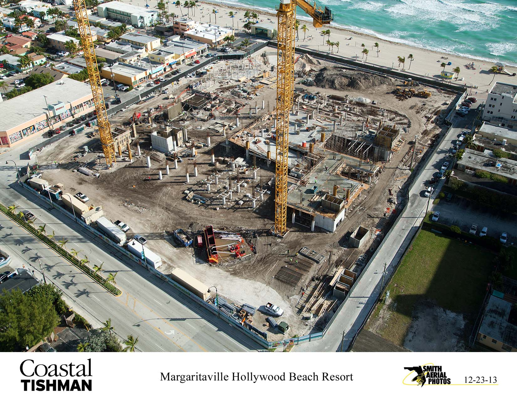Margaritaville Construction Dec 13 - 2