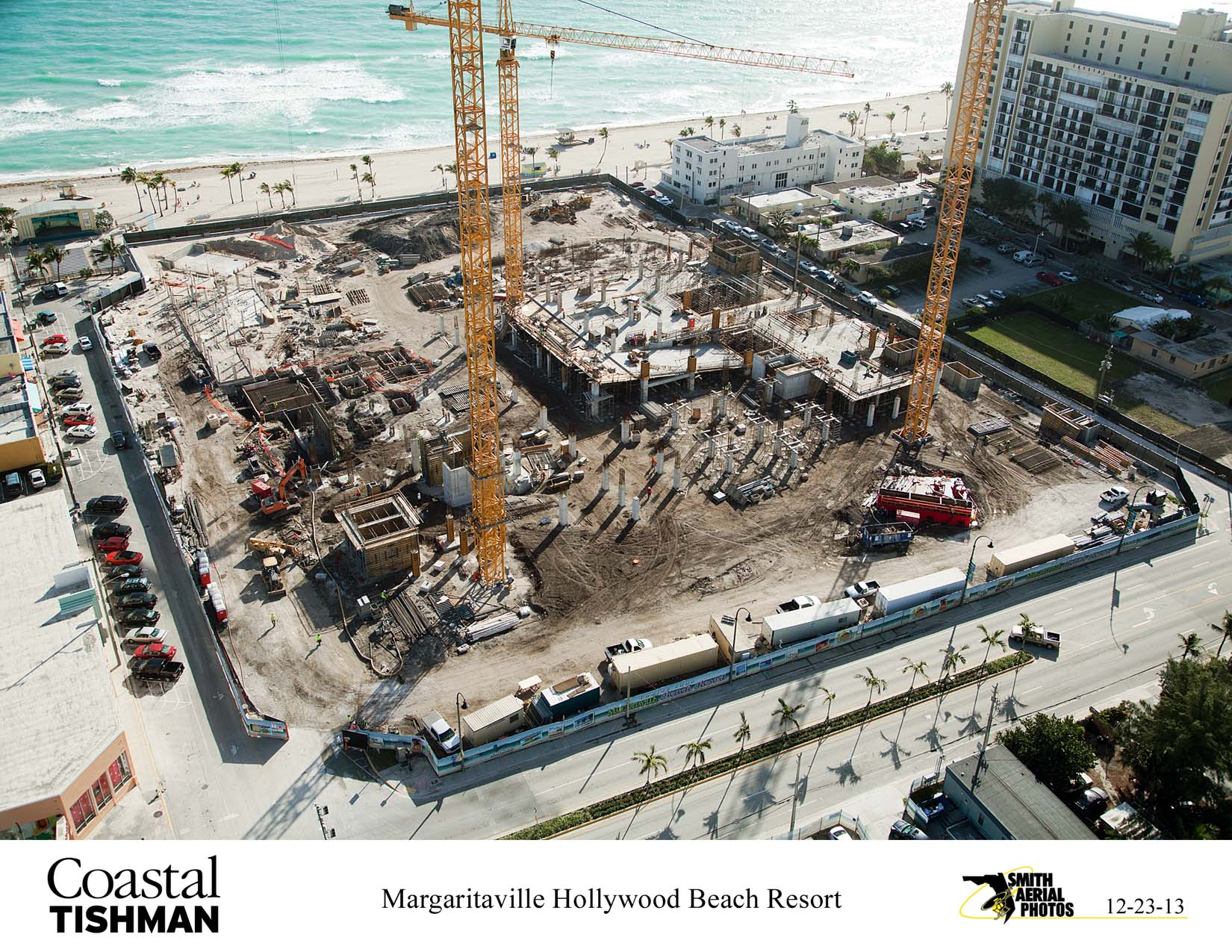 Margaritaville Construction Dec 13 - 1