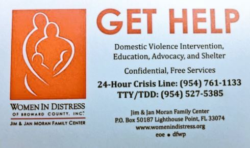 Domestic Violence Women in Distress