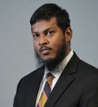 IT Director Raheem Seecharan
